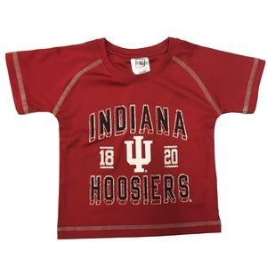 Indiana Hoosiers Infant Red Shirt Size 12 months